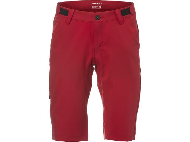Giro Arc Korte Broek Heren, dark red